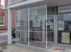 PORTIQUE COMMERCIAL ABRIGEL